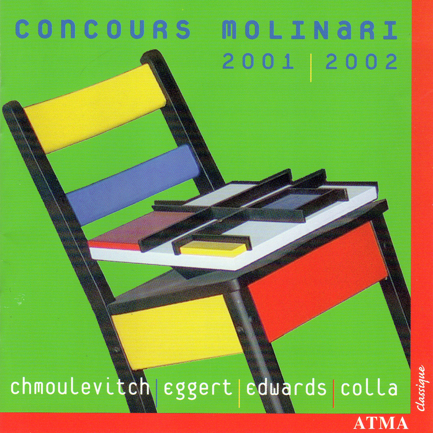 Concours Quatuor Molinari Atma-2001