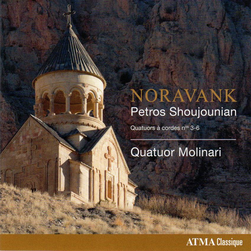 Quatuor Molinari Noravank