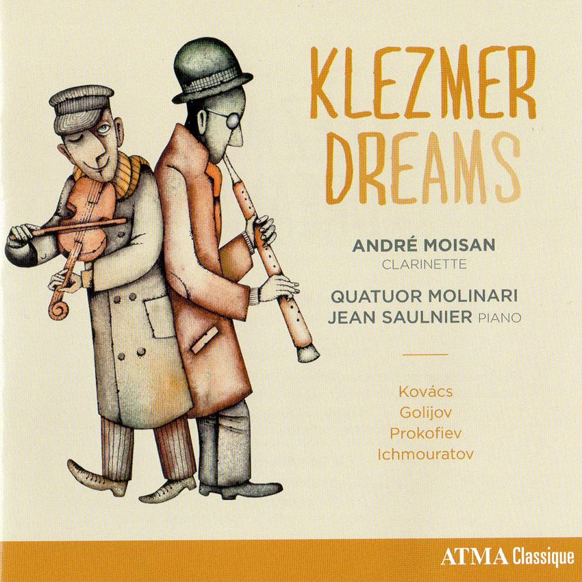Quatuor Molinari Klezmer Prokofiev