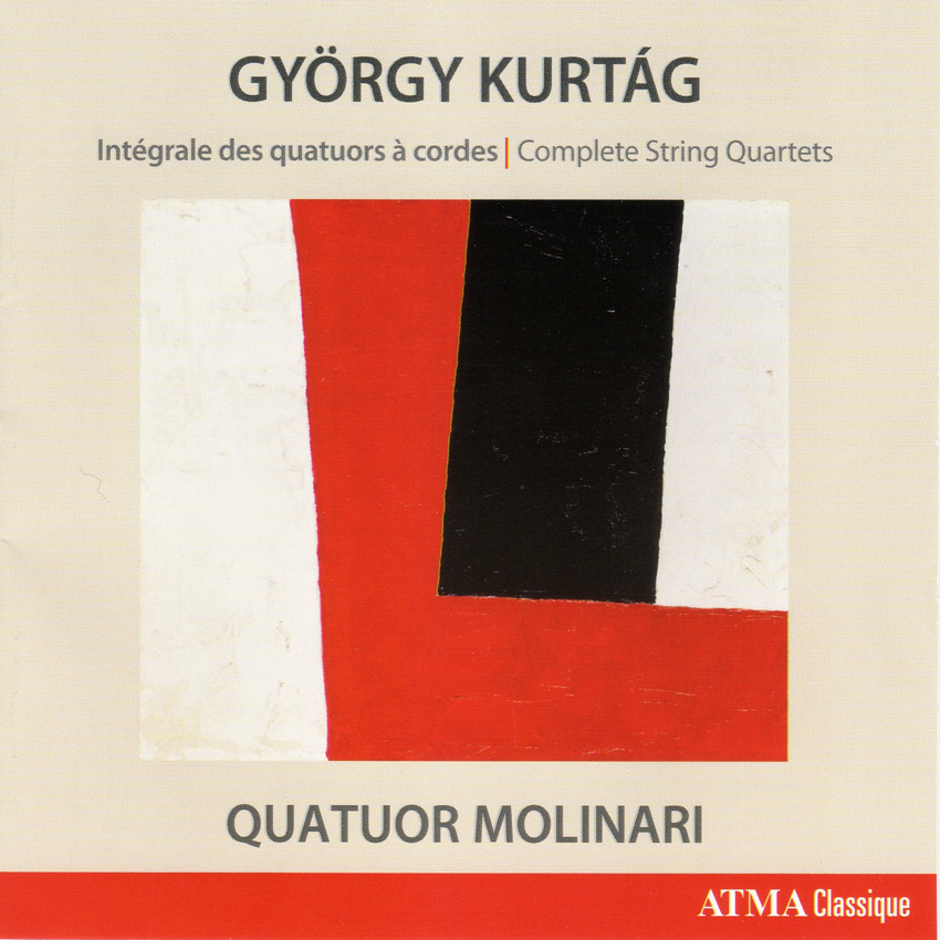 Quatuor Molinari Kurtag