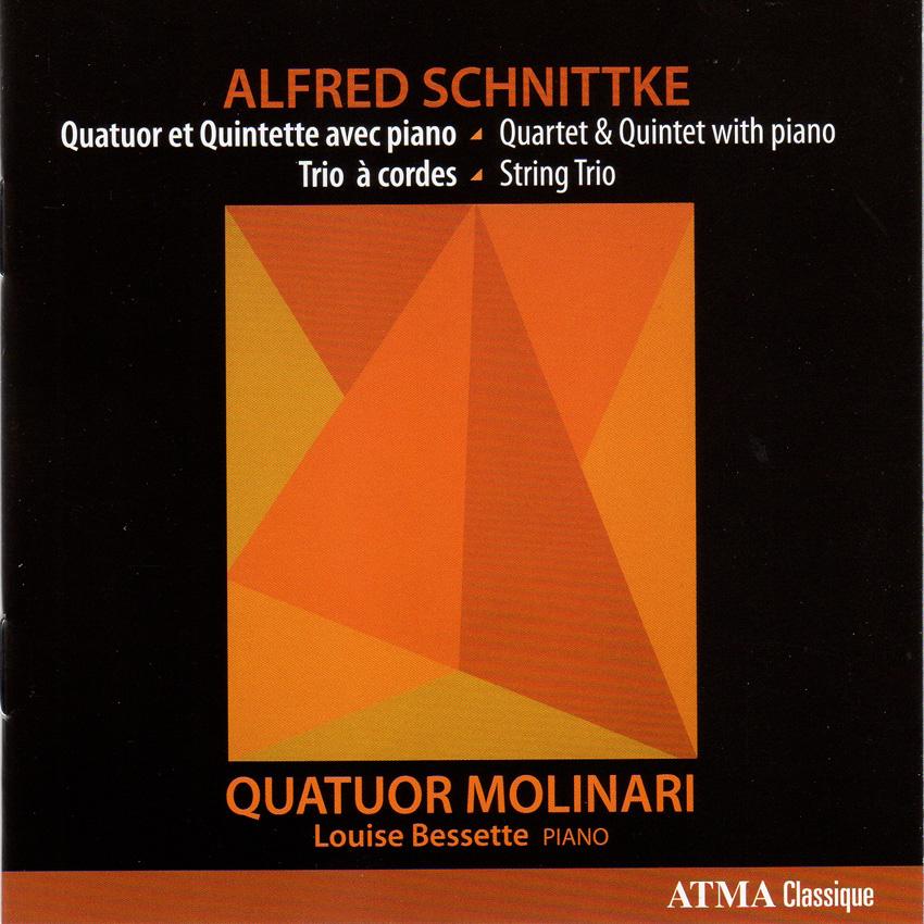 Quatuor Molinari Schnittke trio