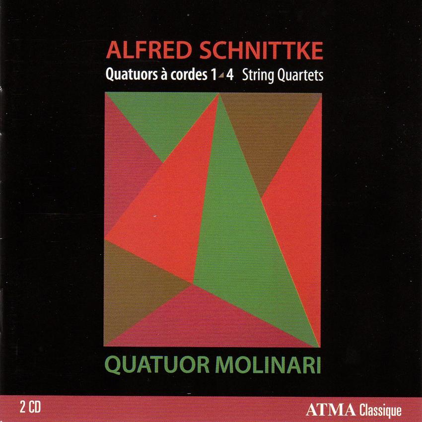 Quatuor Molinari Schnittke
