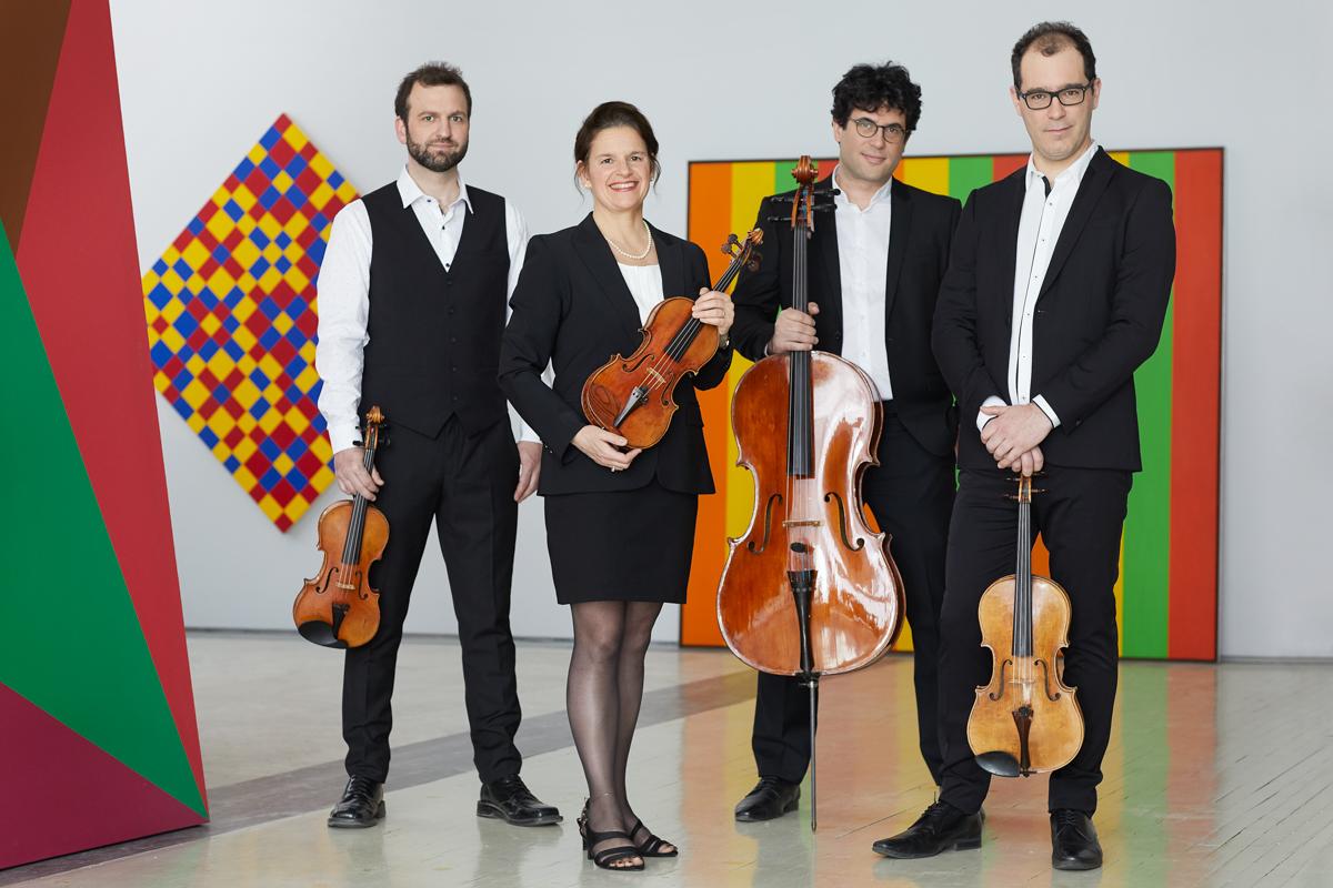 Bildergebnis für molinari quartett